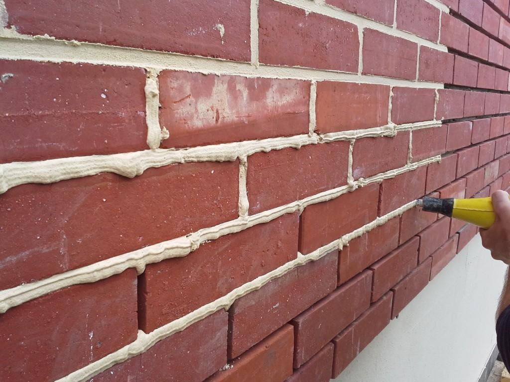 Briques de parements